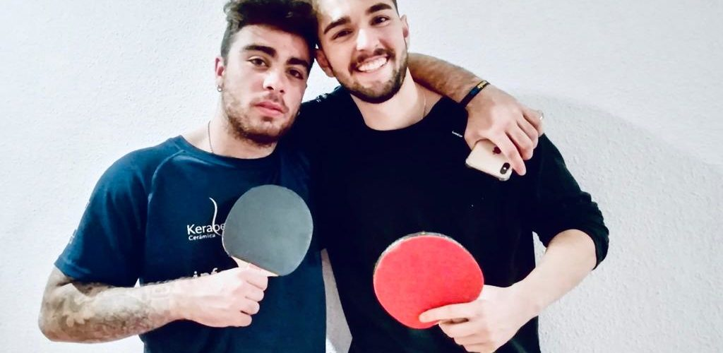 GANADORES TORNEO PING-PONG